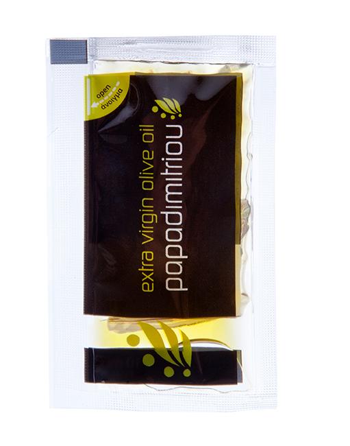 Φακελάκι Εξαιρετικό Παρθένο Ελαιόλαδο 10ml (315 τεμ/κιβ)